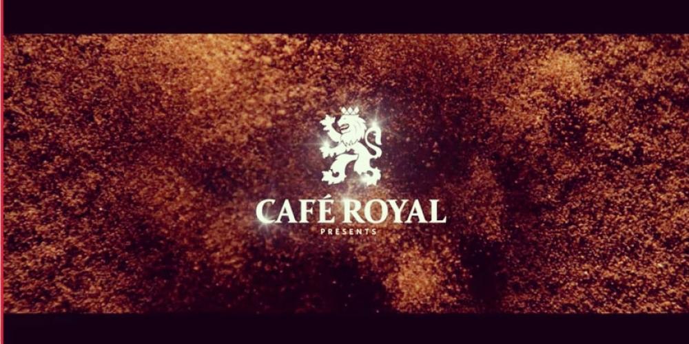Le nouveau clip Café Royal