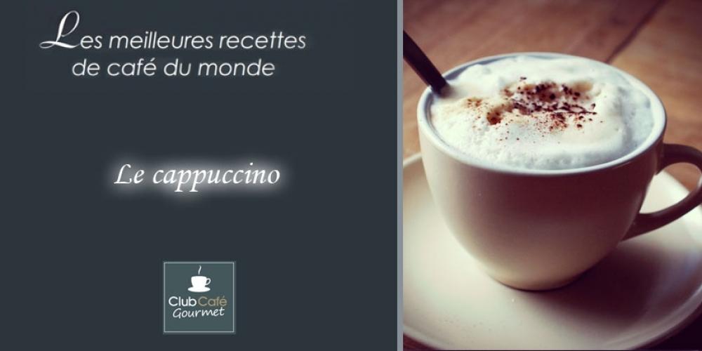 Recette : Le cappuccino