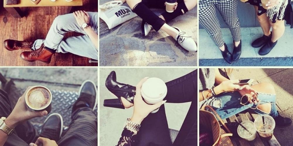 Le café devient fashion