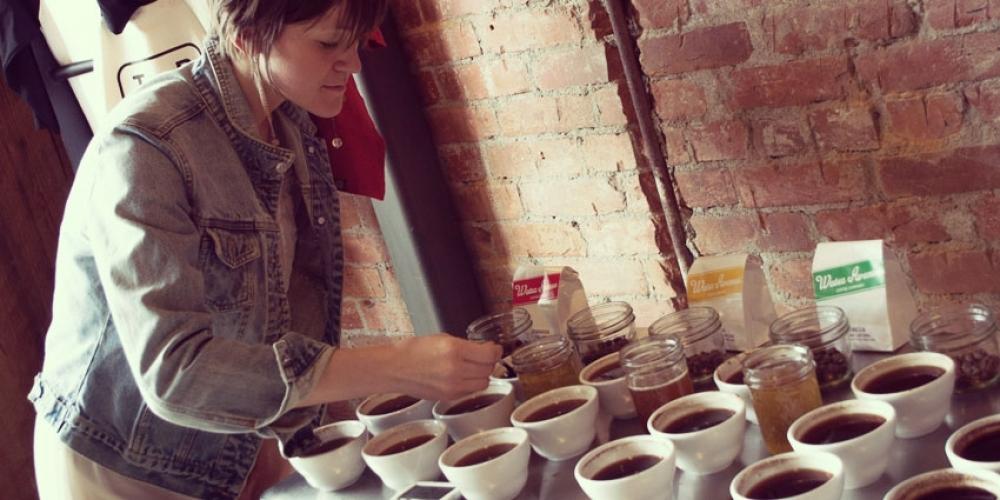 Les primeurs du  café, une dégustation du café-nouveau à Bordeaux