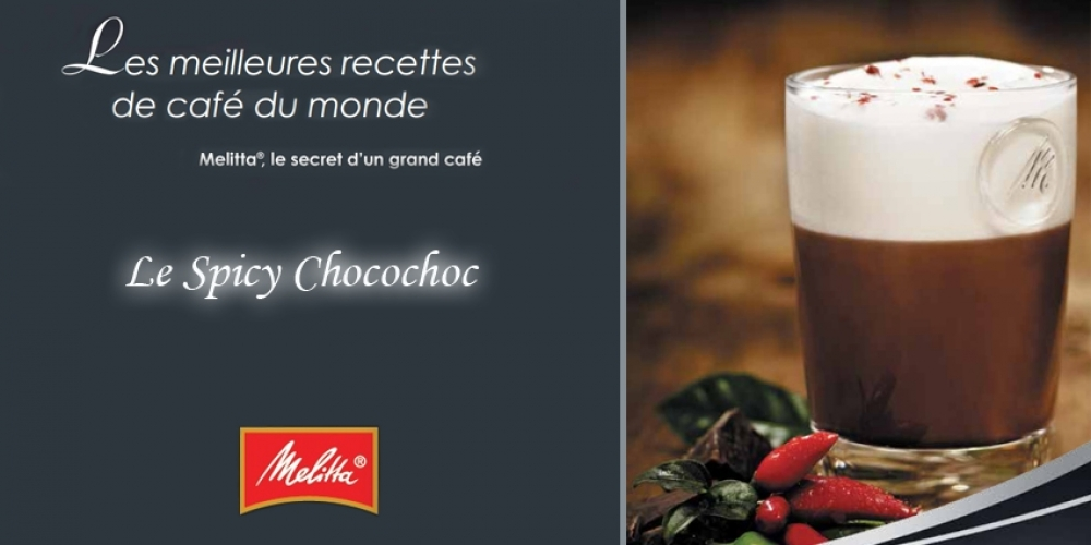 Le Spicy Chocochoc vous surprendra