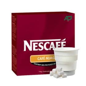 boisson pré-dosée nescafé café nuage sucré x 20 dluo depassee