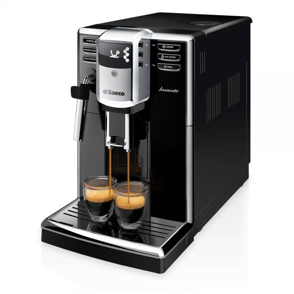 machine super automatique saeco incanto noir hd8911 01. Black Bedroom Furniture Sets. Home Design Ideas