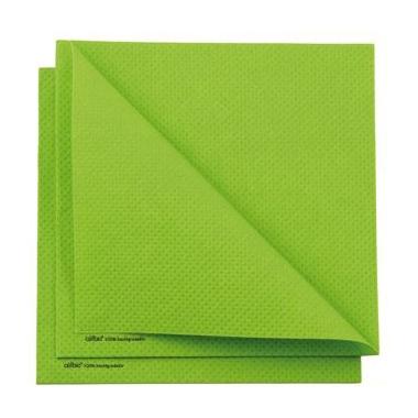 Serviettes vertes anis micro gaufr e double paisseur 2 plis - Serviette en papier vert fonce ...
