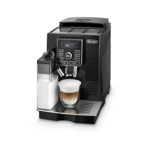 machine caf expresso noir avec broyeur grains de longhi machines caf. Black Bedroom Furniture Sets. Home Design Ideas