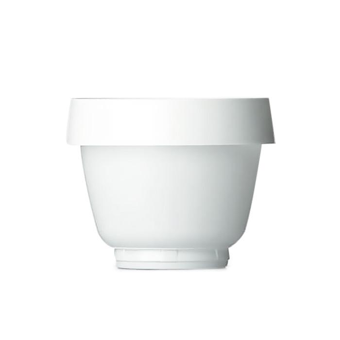 gobelet usage unique 15 cl en plastique souple blanc tasses et gobelets. Black Bedroom Furniture Sets. Home Design Ideas