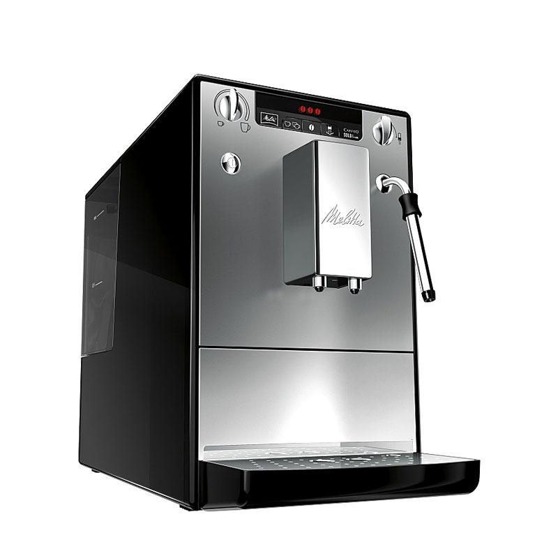 machine caf automatique expresso caffeo solo milk. Black Bedroom Furniture Sets. Home Design Ideas
