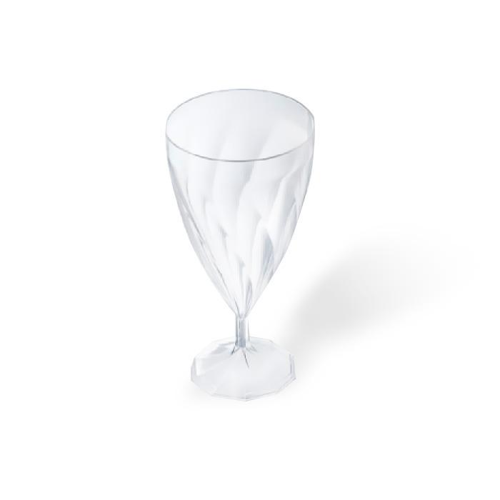 Verre eau jetable design transparent x 6 - Verres a eau design ...